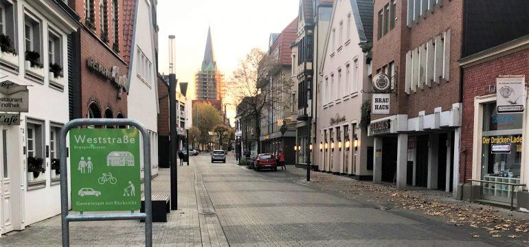 Kommunales Mobilitätskonzept für die Stadt Ahlen