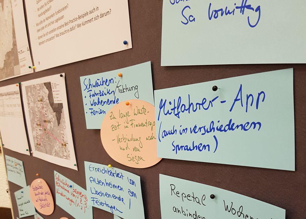Workshop: Machbarkeitsstudie für ÖPNV in Attendorn