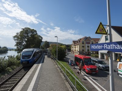 Integriertes Mobilitätskonzept für die Stadt Höxter