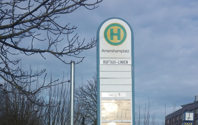 Überplanung des Ruftaxi-Verkehrs in Bensheim
