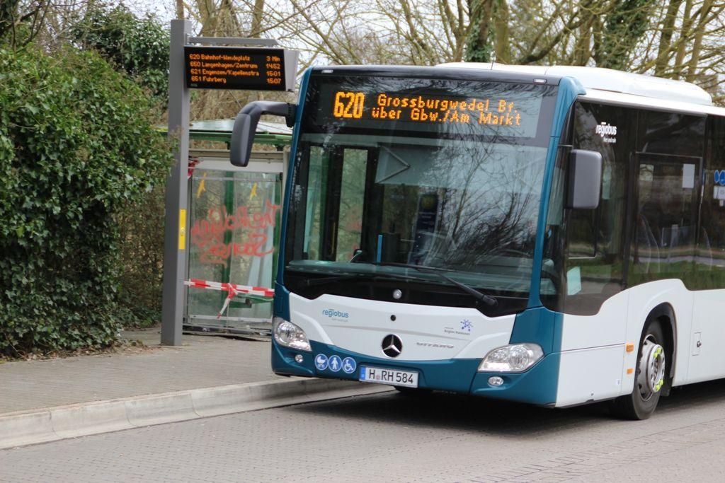 Überplanung Regionalbusliniennetz Region Hannover