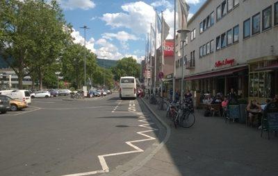 Fernbusterminal Heidelberg