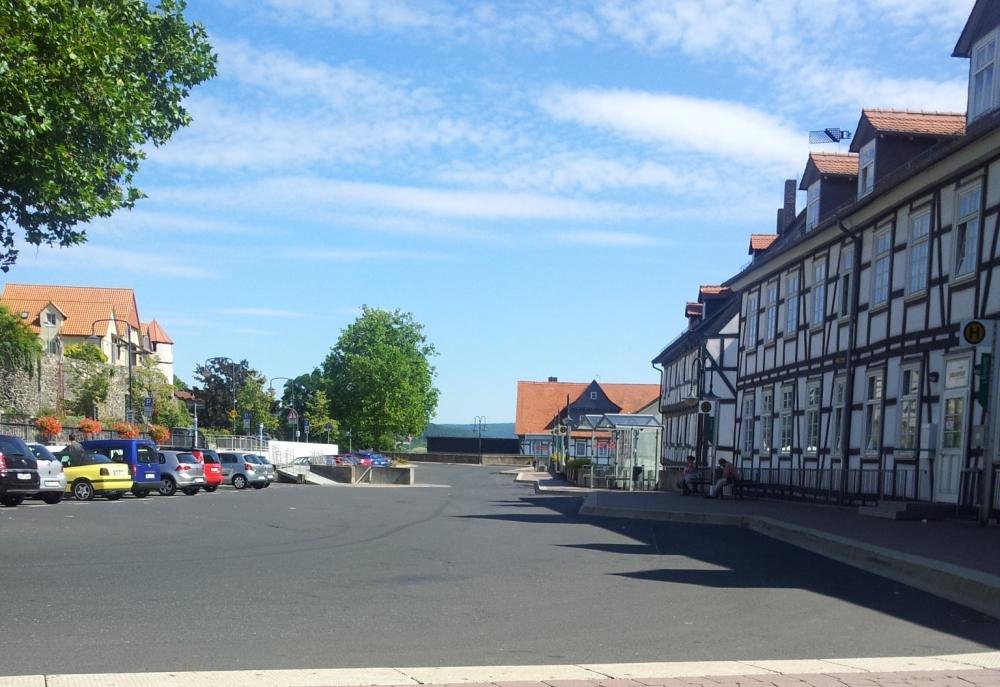 Machbarkeitsstudie zur Verbesserung öffentlicher Mobilitätsangebote in der Stadt Homberg (Efze)