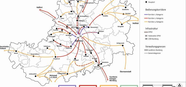 Intermodales Mobilitätskonzept für den Landkreis Bamberg beschlossen!