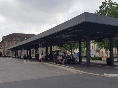 Stadtbus-Konzept für die Stadt Landau