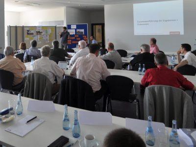 Leitbildworkshop zum Nahverkehrsplan für den Enzkreis und Stadt Pforzheim