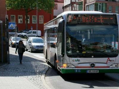 Nahverkehrsplan Region Bayerischer Untermain