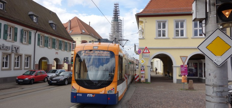 Nahverkehrsplan Mannheim