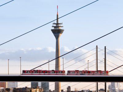 Mitwirkung am Mobilitätsplan D der Landeshauptstadt Düsseldorf