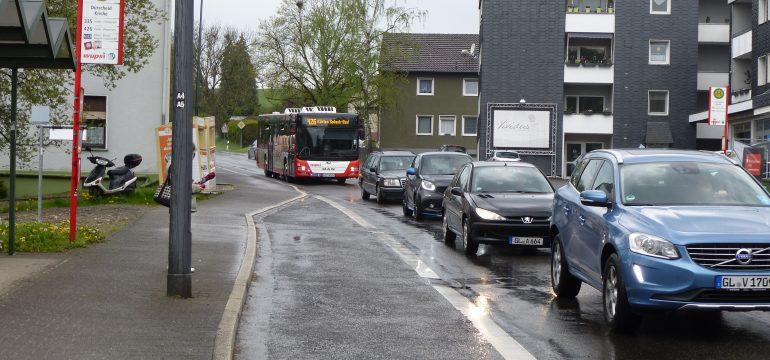Busbeschleunigung im Rheinisch-Bergischen Kreis