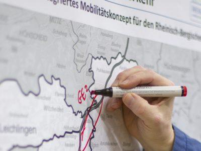 """Regionalkonferenz """"Mobilität"""" im Rheinisch-Bergischen Kreis"""