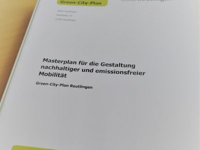 Masterplan Green-City Reutlingen