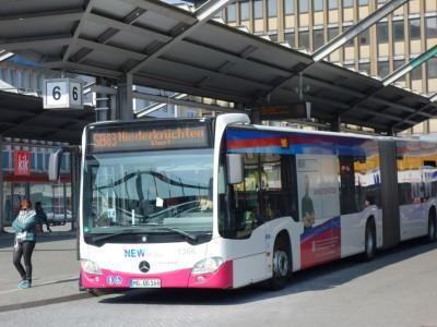 Vorstudie Nahverkehrsplan Mönchengladbach